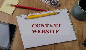 Content cho Website chính là yếu tố quan trọng để giữ chân người đọc